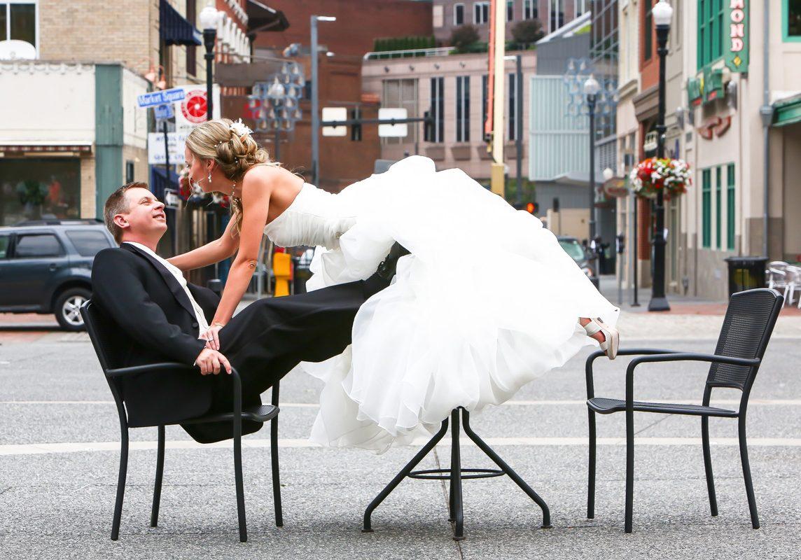 Limelight wedding photo traditional set shot